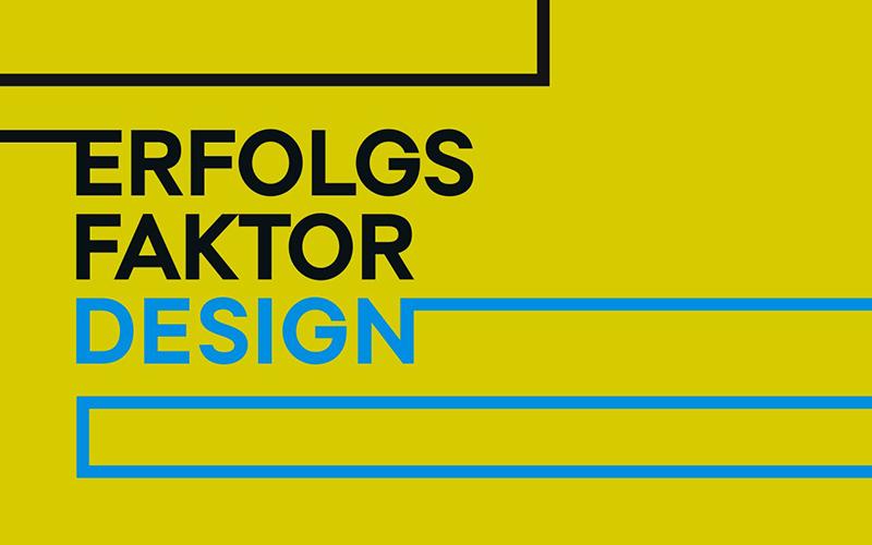 Logo Erfolgsfaktor Design Design Center BW